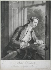 Portrait of Paul Sandby