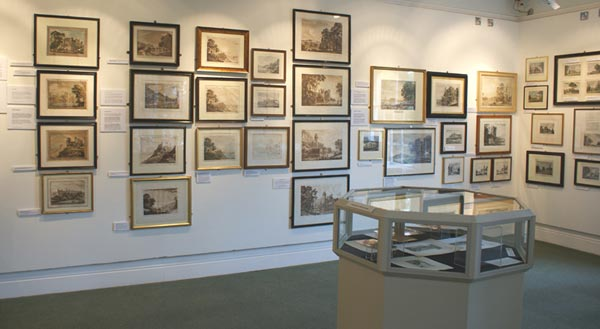 Paul Sandby: Sandby Collection at Radnor Museum