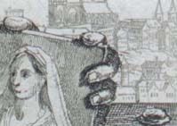 Example of a etching