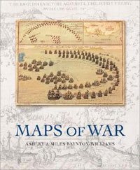 Maps of War by Ashley Baynton-Williams & Miles-Byanton-Williams