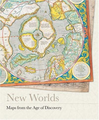 New Worlds: Maps from the Age of Discovery by Ashley Baynton-Williams & Miles-Byanton-Williams